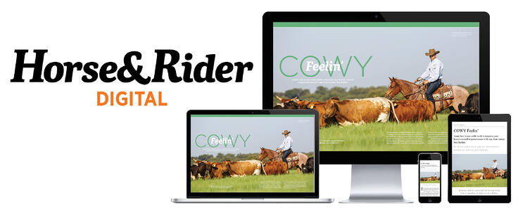 Horse&Rider Digital Subscriptions